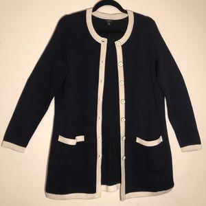 🍂Talbots Long Cardigan Sweater